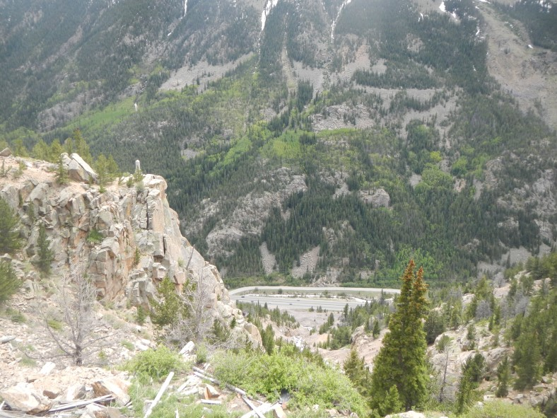 Griffin Monument Silver PLume