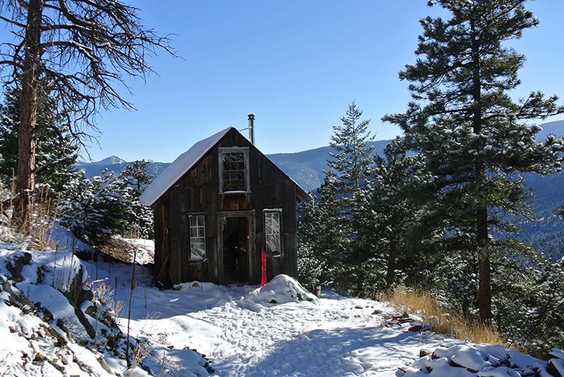 Cloud City Cabin, Boulder Colorado