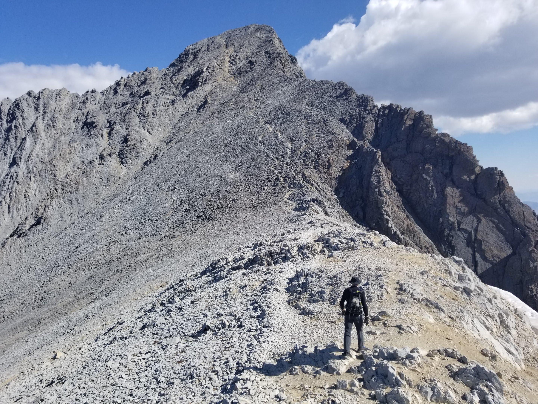Borah Peak / Mount Borah Trip Report & Guide - Idaho State